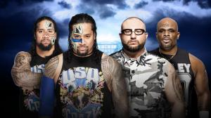 WWE Wrestlemania XXXII, The Dudley Boyz, The Usos