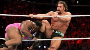 Rusev, Big. E, WWE Raw, March 21, 2016
