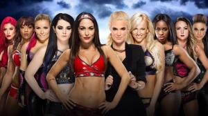 Divas Tag Team Match, Wrestlemania XXXII