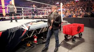 Dean Ambrose, WWE Raw, March 28, 2016