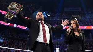 Triple H, WWE Raw, March 28, 2016