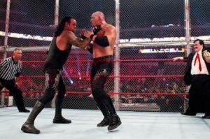 The Undertaker, Kane, Paul Bearer, WWE Hell in a Cell 2010