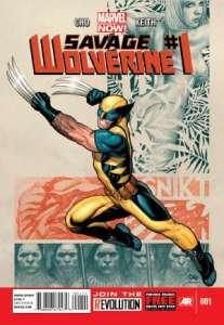 Savage Wolverine #1, 2013, Frank Cho