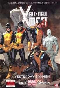 All-New X-Men, Vol. 1: Yesterday's X-Men