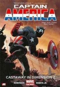 Captain America, Vol. 1: Cast Away in Dimension Z