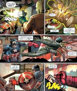 Captain America #1, 2012