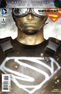 Superman: American Alien #5, Ryan Sook