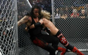 The Undertaker, Edge, Summerslam 2008