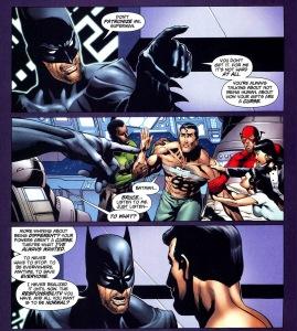 Superman/Batman #55, 2008, Rags Morales, rant