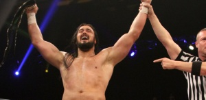 Drew Galloway, TNA title win