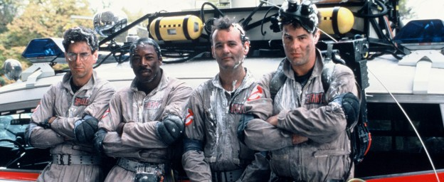 Ghostbusters, 1984, original cast