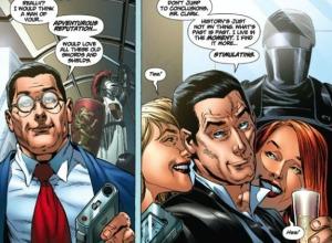 Superman/Batman #53, Rags Morales, Clark Kent, Bruce Wayne