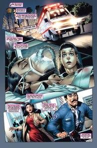Superman/Batman #55, Rags Morales, Suoerman shot
