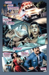 Superman/Batman #55, Rags Morales, Suoerman shot