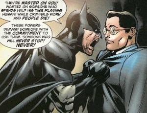Superman/Batman #56, Rags Morales, Batman, Clark Kent