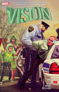 The Vision #5, 2016