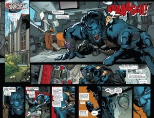 All-New X-Men, Vol. 1: Yesterday's X-Men, Beast, Stuart Immonen