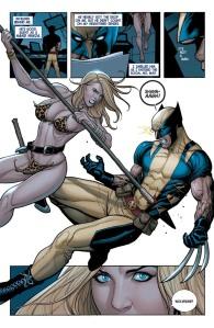 Savage Wolverine #1, 2013
