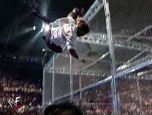 Mick Foley, Hell in a Cell 1998