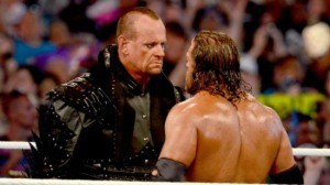 Wrestlemania XXVIII, Undertaker, Triple H