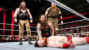 The Wyatt Family, WWE Raw, April 4, 2016