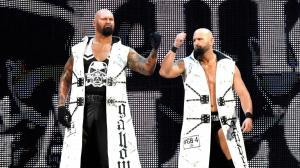 Luke Gallows, Karl Anderson, WWE Raw, April 25, 2016