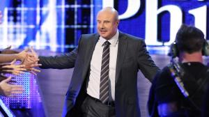 Dr. Phil, WWE Raw, April 11, 2016