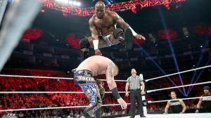 Apollo Crews, WWE Raw, April 18, 2016