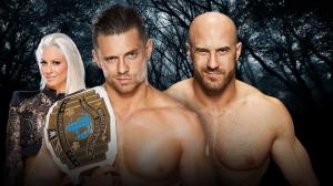 The Miz, Cesaro, WWE Payback 2016
