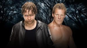 Chris Jericho, Dean Ambrose, WWE Payback 2016