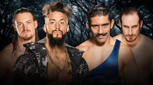 Enzo & Cass vs. The Vaudvillains