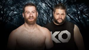 Sami Zayn vs. Kevin Owens, WWE Payback 2016