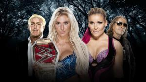 Charlotte, Natalya, Ric Flair, Bret Hart, WWE Payback 2016