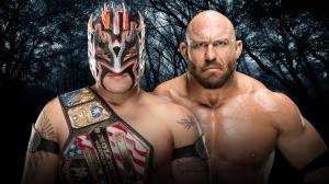WWE Payback 2016, Ryback, Kalisto