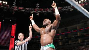 Apollo Crews, April 11, 2016, WWE Raw,
