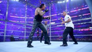 The Undertaker, Shane McMahon, Wrestlemania XXXII