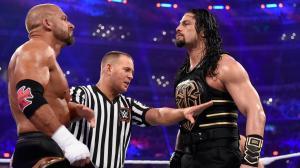 Wrestlemania XXXII, Triple H, Roman Reigns