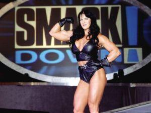 Chyna, WWF
