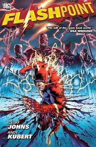 Flashpoint (2011), cover, Andy Kubert