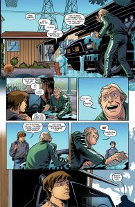 Back to the Future #6, page 6, IDW Publishing
