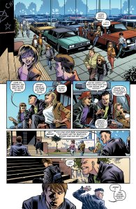 Back to the Future #6, page 7, 2016