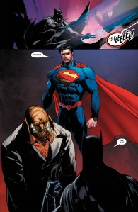 Batman/Superman #51, Tusk, Doug Mahnke