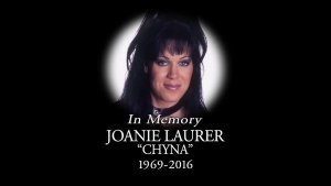 Chyna memorial graphic, WWE