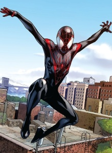 Ultimate Comics Spider-Man, Miles Morales, Sara Pichelli