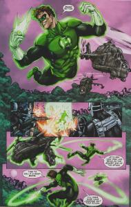 Green Arrow #2, 2010, Green Lantern