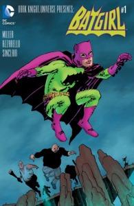 Dark Knight Universe Presents: Batgirl #1