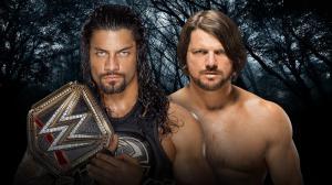 Roman Reigns, AJ Styles, WWE Payback 2016