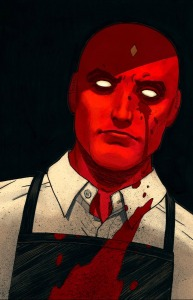The Vision #6, Gabriel Hernandez Walta, headshot