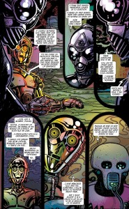 Star Wars: C-3PO #1, Tony Harris, image 1