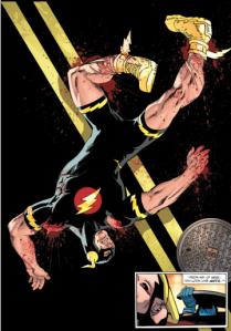 The Flash, Andy Kubert, DKIII: The Master Race #4, 2016